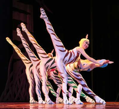 上海芭蕾舞团英国版古典舞剧《天鹅湖》